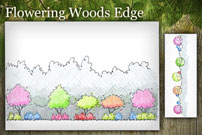 Flowering Woods Edge